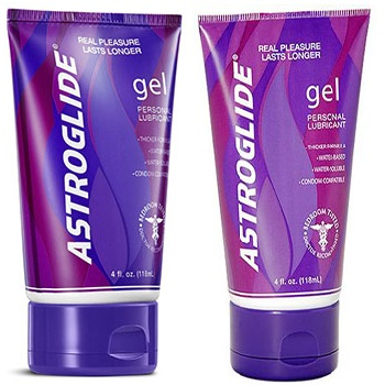 ASTROGLIDE LUB 4OZ (Pack of 3)