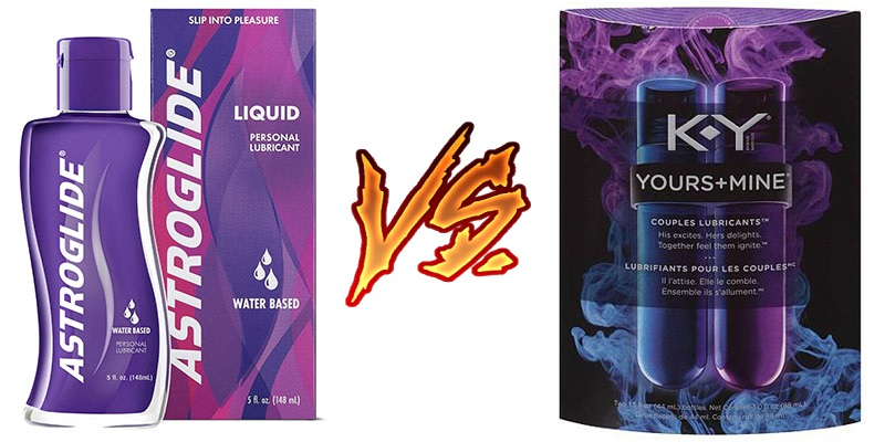 Astroglide vs. KY! Which is the Best?