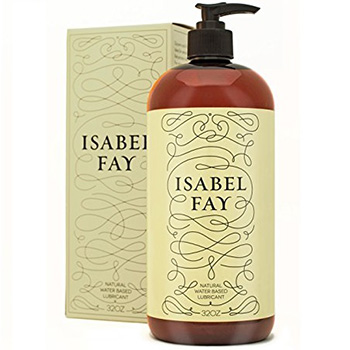 Isabel Fay - Water Based Lubrican
