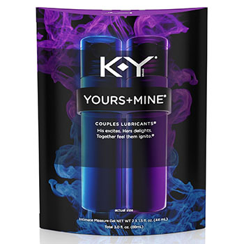 K-Y Yours and Mine