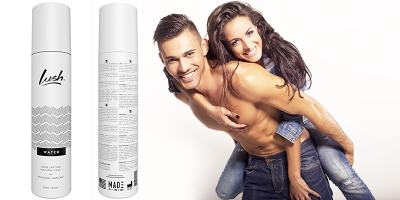 Lush Water Based Personal Lubricant  review